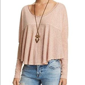 Free People Women's Cloud Nine Basic Long Sleeve